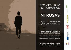 INTRUSAS Igualdad de Oportuidades-Mujeres MIGRANTES-Sara Garcia Guisado