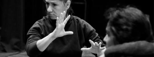 Sara García-Guisado. DANZAVECINA